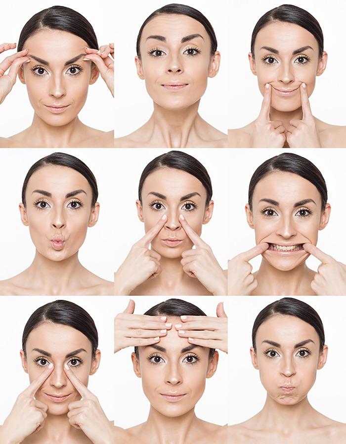 ماساز صورت در تزریق بوتاکس صورت