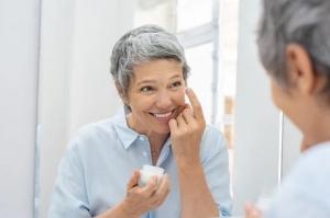 مراقبت از پوست در رفع چین و چروک