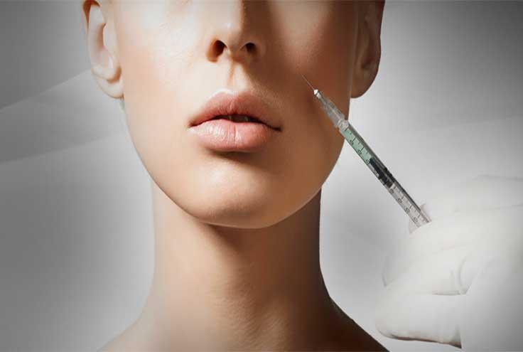 فواصل بین جلسات تزریق چربی صورت - ترمیم تزریق چربی صورت